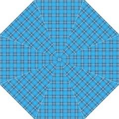 The Checkered Tablecloth Golf Umbrellas