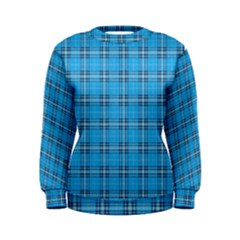 The Checkered Tablecloth Women s Sweatshirt