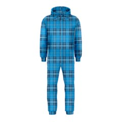 The Checkered Tablecloth Hooded Jumpsuit (kids)