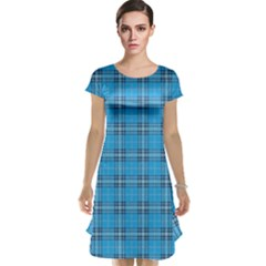 The Checkered Tablecloth Cap Sleeve Nightdress