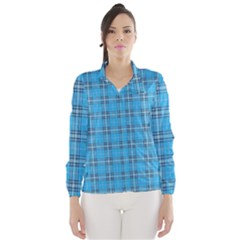 The Checkered Tablecloth Wind Breaker (Women)