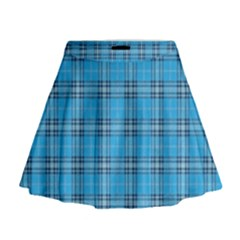 The Checkered Tablecloth Mini Flare Skirt