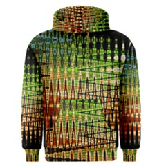 Triangle Patterns Men s Pullover Hoodie