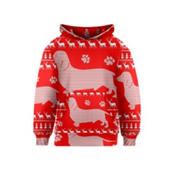 Ugly X Mas Design Kids  Pullover Hoodie