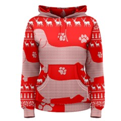 Ugly X Mas Design Women s Pullover Hoodie