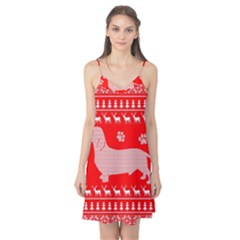 Ugly X Mas Design Camis Nightgown
