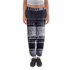 Urban Scene Street Road Busy Cars Women s Jogger Sweatpants