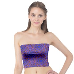 Tile Background Image Pattern Tube Top
