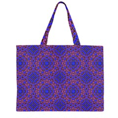 Tile Background Image Pattern Large Tote Bag