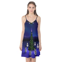 Waiting For The Xmas Christmas Camis Nightgown