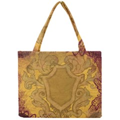 Vintage Scrapbook Old Ancient Mini Tote Bag