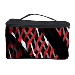Weave And Knit Pattern Seamless Cosmetic Storage Case