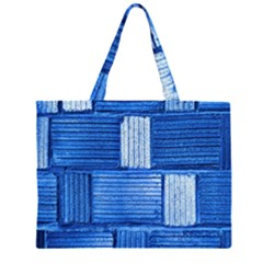 Wall Tile Design Texture Pattern Large Tote Bag
