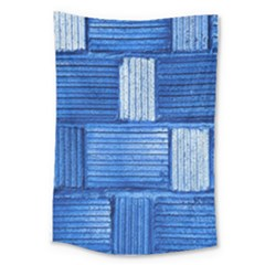Wall Tile Design Texture Pattern Large Tapestry