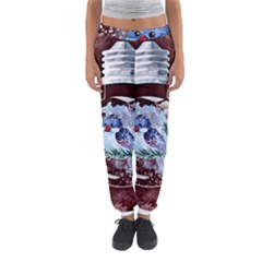 Winter Snow Ball Snow Cold Fun Women s Jogger Sweatpants