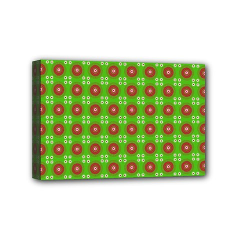 Wrapping Paper Christmas Paper Mini Canvas 6  x 4