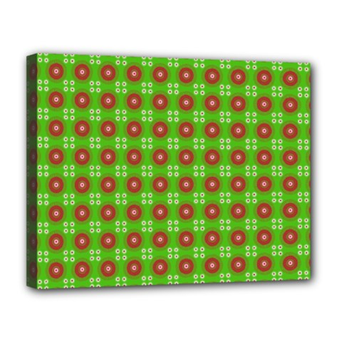 Wrapping Paper Christmas Paper Canvas 14  X 11