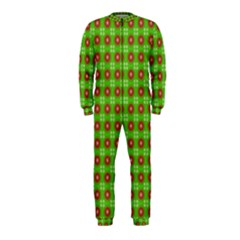 Wrapping Paper Christmas Paper OnePiece Jumpsuit (Kids)