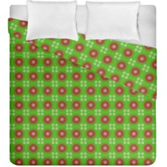Wrapping Paper Christmas Paper Duvet Cover Double Side (king Size)