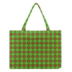 Wrapping Paper Christmas Paper Medium Tote Bag