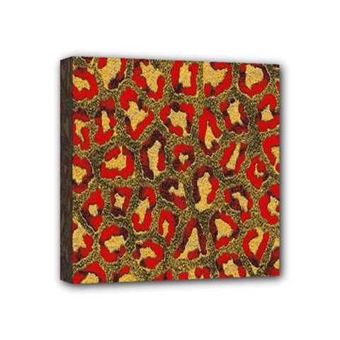 Stylized Background For Scrapbooking Or Other Mini Canvas 4  x 4