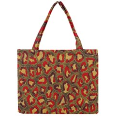 Stylized Background For Scrapbooking Or Other Mini Tote Bag
