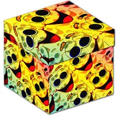 Abstract Background Backdrop Design Storage Stool 12