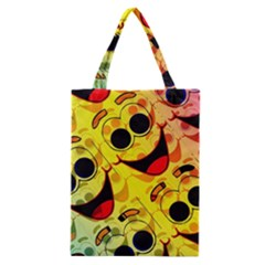 Abstract Background Backdrop Design Classic Tote Bag