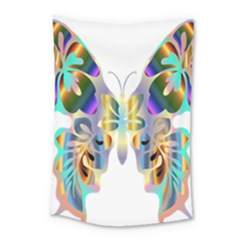 Abstract Animal Art Butterfly Small Tapestry