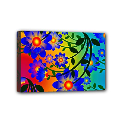 Abstract Background Backdrop Design Mini Canvas 6  X 4