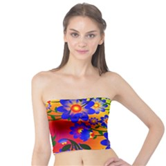 Abstract Background Backdrop Design Tube Top