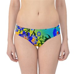 Abstract Background Backdrop Design Hipster Bikini Bottoms