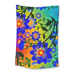 Abstract Background Backdrop Design Small Tapestry