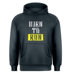 Born to run - Men s Pullover Hoodie