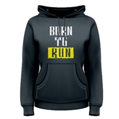 Born to run - Women s Pullover Hoodie