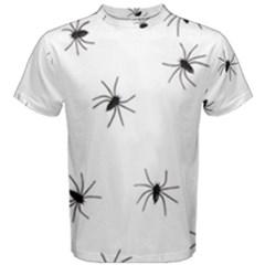 Animals Arachnophobia Seamless Men s Cotton Tee