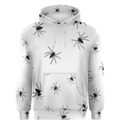 Animals Arachnophobia Seamless Men s Pullover Hoodie