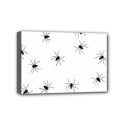 Animals Arachnophobia Seamless Mini Canvas 6  X 4