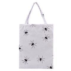 Animals Arachnophobia Seamless Classic Tote Bag