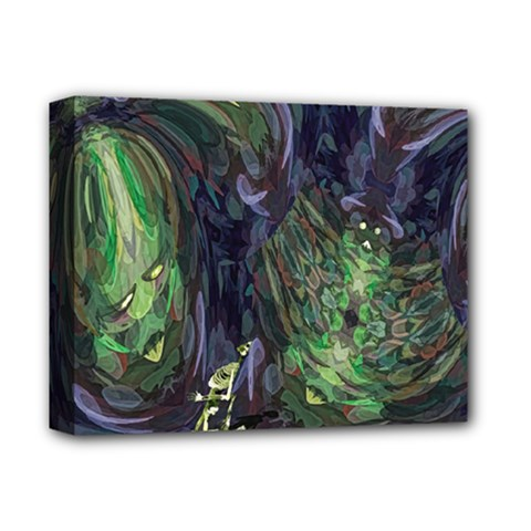 Backdrop Background Abstract Deluxe Canvas 14  X 11