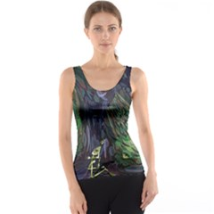 Backdrop Background Abstract Tank Top