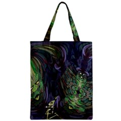 Backdrop Background Abstract Zipper Classic Tote Bag