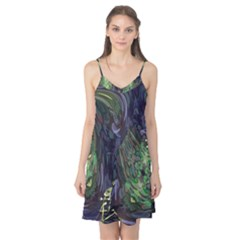Backdrop Background Abstract Camis Nightgown