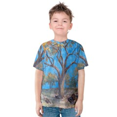 Turkeys Kids  Cotton Tee