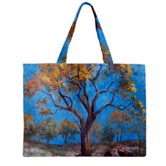 Turkeys Zipper Mini Tote Bag