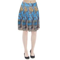 Turkeys Pleated Skirt