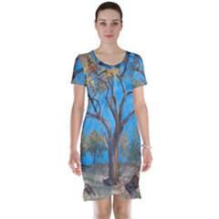 Turkeys Short Sleeve Nightdress