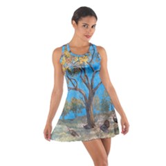 Turkeys Cotton Racerback Dress