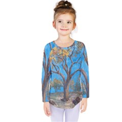 Turkeys Kids  Long Sleeve Tee