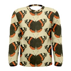 Butterfly Butterflies Insects Men s Long Sleeve Tee